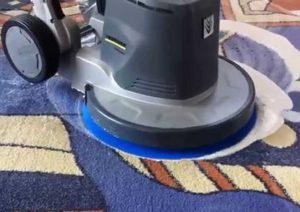 Чистка ковров и мягкой мебели на дому